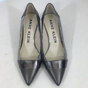 Anne Klein Finn Size 7 Metallic Kitten